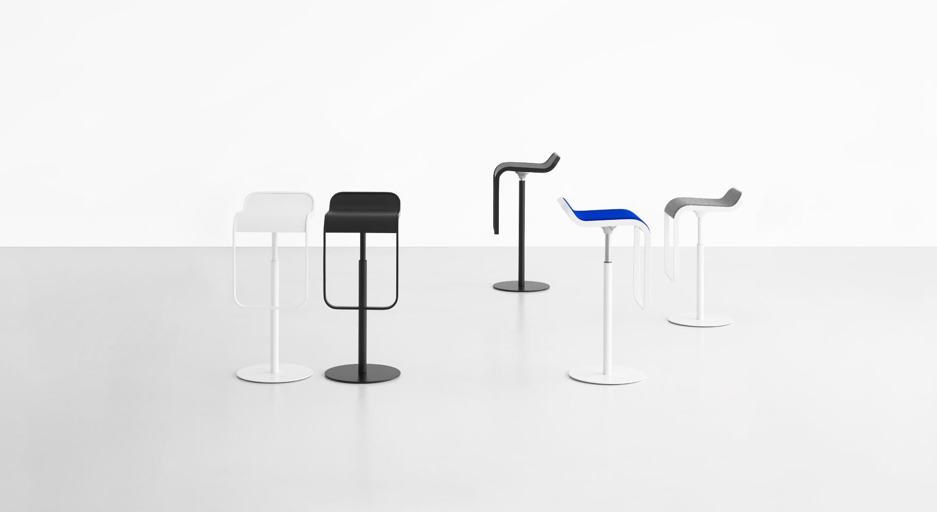 Strange Lem Stools With Timeless Elegance Lapalma Lamtechconsult Wood Chair Design Ideas Lamtechconsultcom