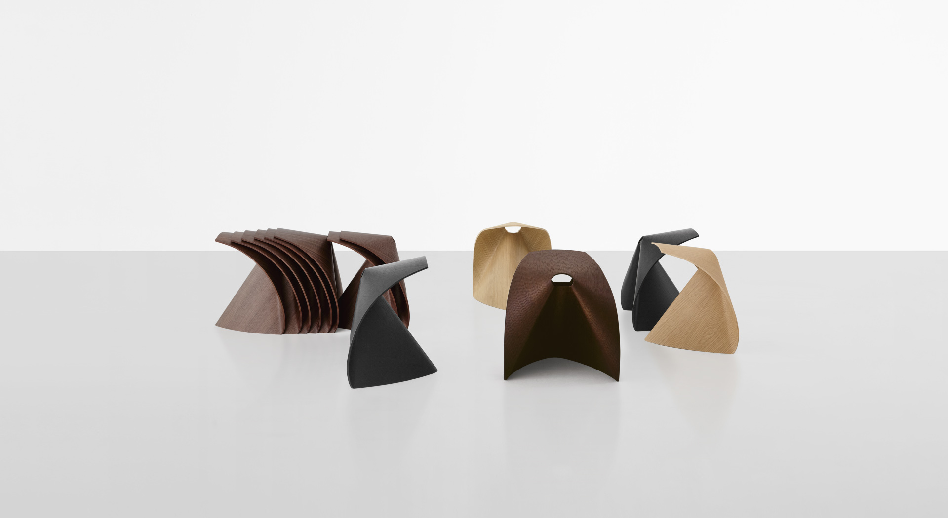 Sgabelli Bassi Design.Ap Sgabelli Bassi Di Design In Legno Lapalma