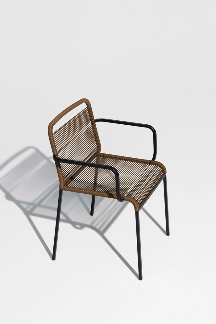 Delicieux ARIA: Outdoor Chairs With Metal Frame U2013 Lapalma