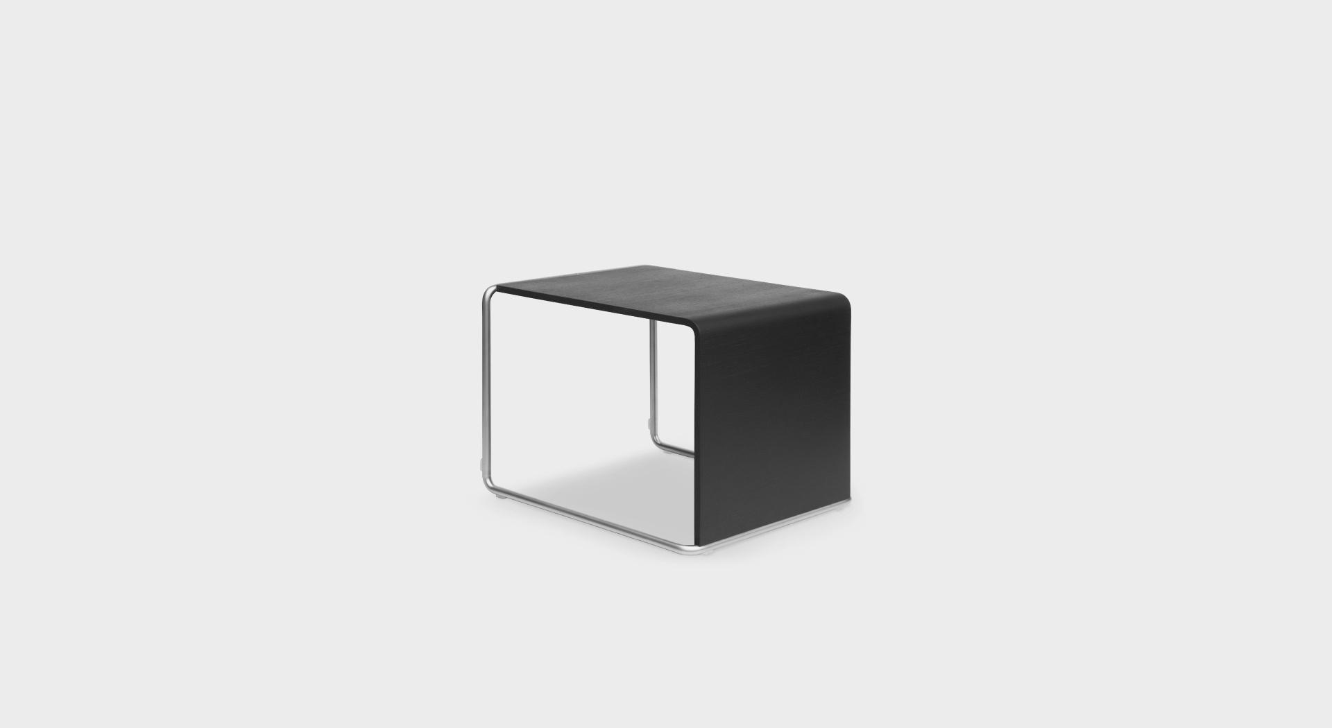 Ueno T50 Designer Small Table Stool Minimalist Shape
