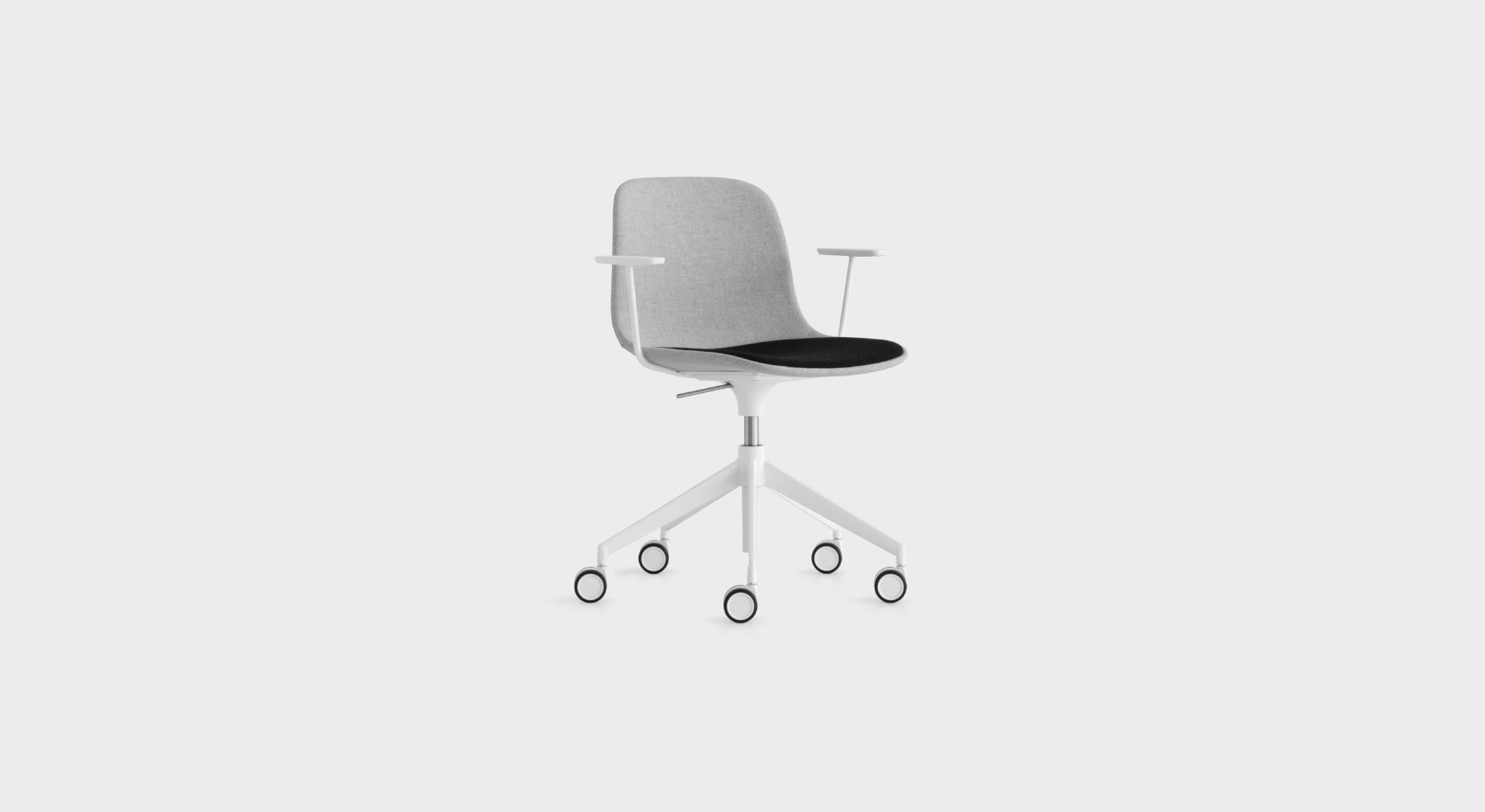SEELA S341 | Sedia ufficio : girevole con braccioli Lapalma