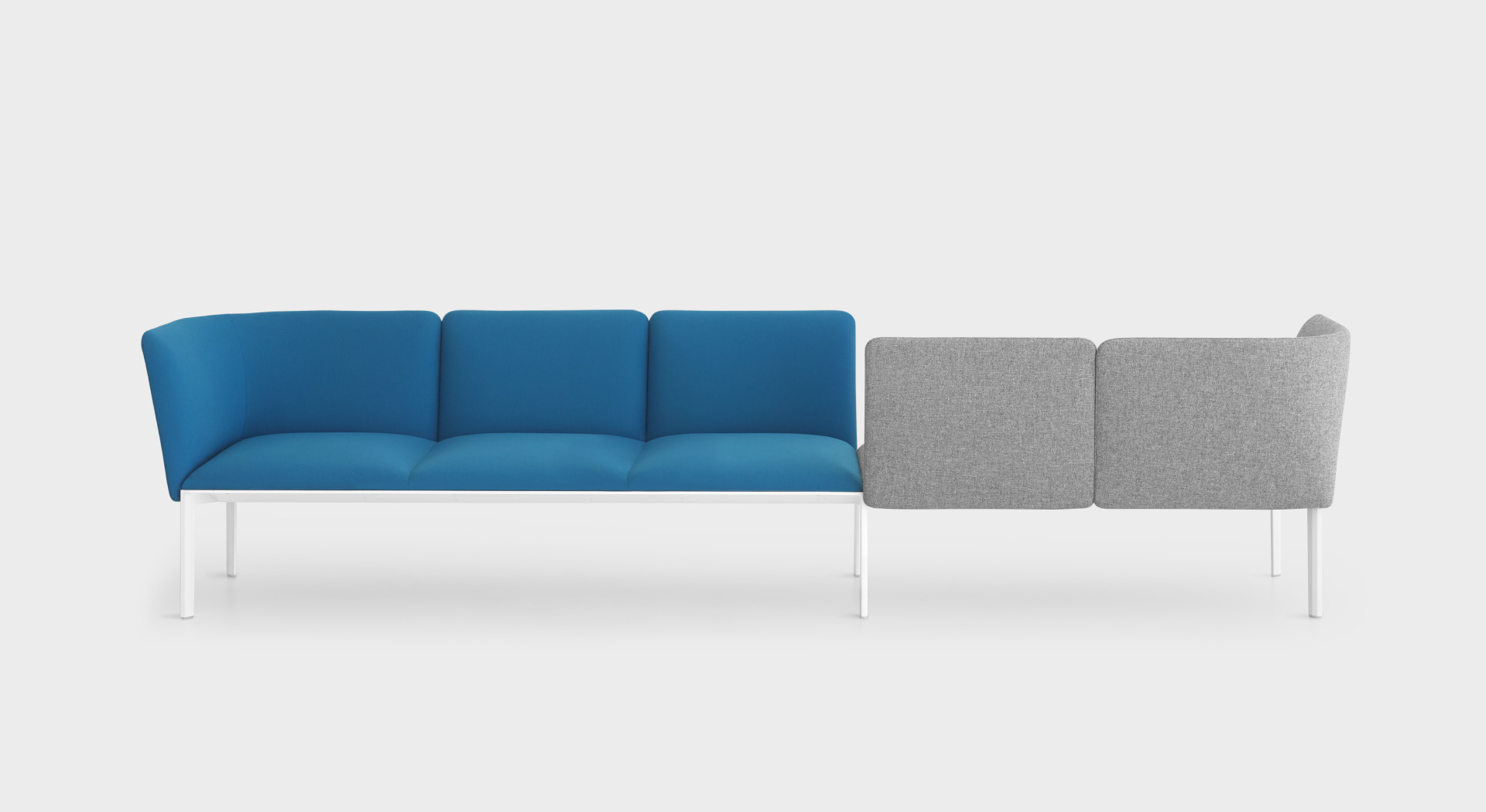 ADD Vis-à-vis — big | Modular sofa: 5-seater for the lounge and the ...